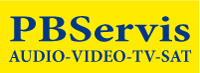 PBServis AUDIO-VIDEO-TV-SAT
